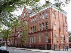 school in South Slope, Brooklyn