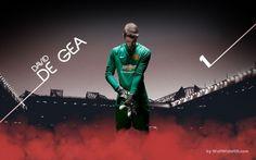 David De Gea 2015 Manchester United Wallpaper
