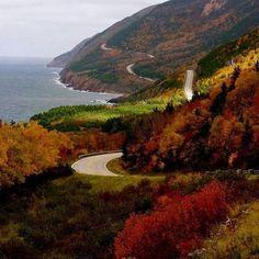 Cabot trail, cape breton island, nova scotia canada in 2019 Cabot Trail, Cape Breton, O Canada, Canada Travel, Alberta Canada, Celine Dion, Places To Travel, Places To See, Nova Scotia Travel