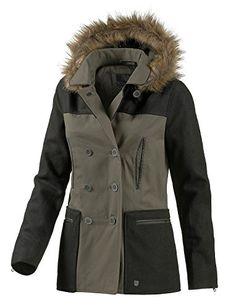 Куртки · VANS Vans Women S Emerick Hooded Peacoat.  vans  cloth   Удобная  Одежда На Каждый 40cbeee0e3d19