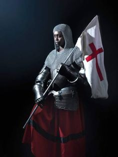 Nicolas Demeersman rewrites history and turns White characters into another point of view. Jeanne-d-arc-02