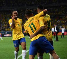 Coutinho by luastral (O amor da sua vida) with 19 reads. Brazil Football Team, Brazil Team, Neymar Jr, Neymar E Gabriel Jesus, Coutinho Wallpaper, Brazil Wallpaper, Go Brazil, Neymar Barcelona, Football Photos