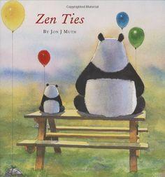 Amazon.com: Zen Ties (9780439634250): Jon J. Muth, Jon J Muth: Books