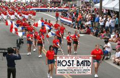 Did you know Main Street hosts the biggest 4th of July Parade West of the Mississippi River? It's a huge event that stretches 5 miles