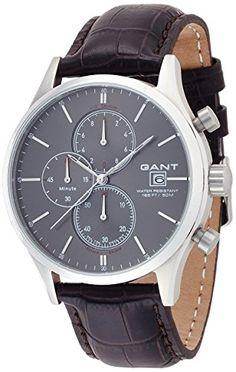 [ガント]GANT 腕時計 Vermont  バーモント クォーツ クロノグラフ