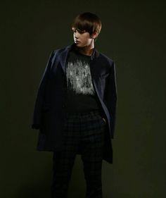 [REVISTA ] 14.12.08 #BTS para la revista Kwave