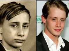 Macaulay Culkin and the young Vladimir Putin --- aaaahhhhhh @lrogalsky