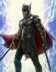 Thor by Andy Park