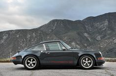 The Latest Custom Porsche From Singer Design Is Pretty Much Perfect