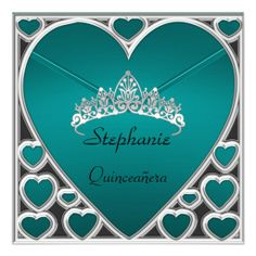 >>>best recommended          Quinceañera Birthday Party Teal Personalized Invitation           Quinceañera Birthday Party Teal Personalized Invitation We have the best promotion for you and if you are interested in the related item or need more information reviews from the x customer...Cleck Hot Deals >>> http://www.zazzle.com/quinceanera_birthday_party_teal_invitation-161838924293554081?rf=238627982471231924&zbar=1&tc=terrest