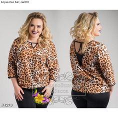 Блуза Лео бат