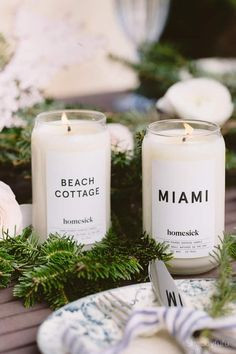 Here& a list of our 10 favorite candles to help keep those sweet smells of summer going all year long.