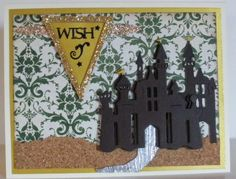 Made for Paper - Designs by Lis: Wish...a Card with a Castle