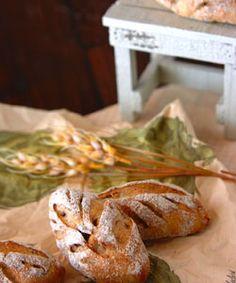 パン・オ・フィグのレシピ・作り方 - 簡単プロの料理レシピ | E・レシピ