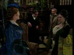 Mrs Jane Carbuncle (Helen Lindsay) having a joke at Lord George (Terence Alexander)'s expense with...