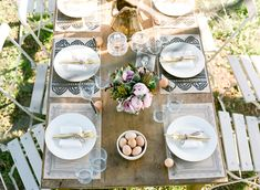 decoracion con alimentos de plástico para mesas - Buscar con Google