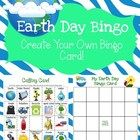 Earth Day Bingo Freebie