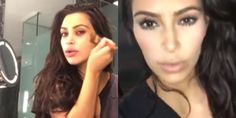 Kim Kardashian has finally revealed how she does her own makeup. What can you say about her style? http://www.huffingtonpost.co.uk/entry/kim-kardashian-makeup-tutorial_uk_57e91f48e4b0e81629aa76c1