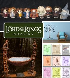 Yes I would! Lord of the Rings Nursery!