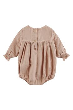 The perfect baby suit, with or without tights. Wearable all year round…