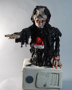 my favourite zombie cake!