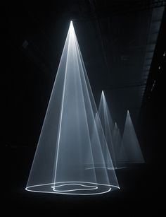 Anthony Mccall / installation view at hangar bicocca, milan, 2009 foto: giulio buono