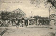 40899988 Zittau Zittau Etablissement Lindenhof * Zittau