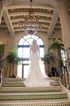 Our bride Claudia looking gorgeous in the Verona gown