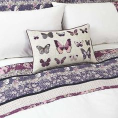Stylish and modern range of cushions available at Dunelm. Beautiful collection of filled cushions and cushion covers in a range of colours and sizes. Cushion Filling, Scatter Cushions, Cushion Covers, Boudoir, Bed Pillows, Pillow Cases, Colours, Bedroom, Purple
