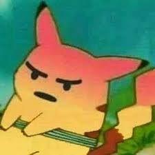 Resultado de imagem para Grr Angry Meme, Angry Emoji, Pikachu Memes, Dankest Memes, Funny Memes, Anime Faces Expressions, Cartoon Memes, Cute Pokemon, Wholesome Memes