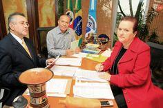 Eliseu Padilha reúne-se com COREN/RS e trata sobre a redução da jornada de trabalho
