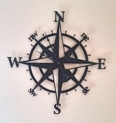 "This beautiful Wall Clock has been powder coated in Copper Vein giving a nice contrast with the black clock hands. Measurements: W 29"" by H 30"" Requires 1 AA battery not included. *Please use caution"