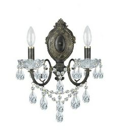 Cleveland Lighting | Legacy - Two Light Wall Sconce