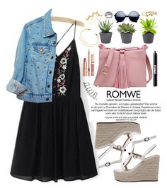 """""""Romwe"""" by oshint ❤ liked on Polyvore featuring Dolce Vita, Ardency Inn, House of Harlow 1960, Lord & Taylor, Gorjana, awesome, amazing, beautiful, romwe and fabulous"""