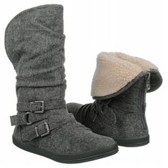 Blowfish  Women's Carhart at Famous Footwear (I love the look and style but would probably be happier with a different color, however I do like grey)