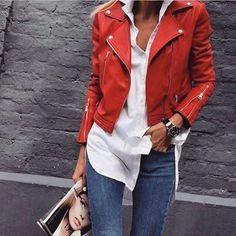 Street Style - Abrigos.... | 21 fashion