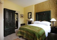 The William Cecil Stamford Lincolnshire, Secret Escapes, Cotton Sheets, Spare Room, Good Night Sleep, Luxury Travel, Bed, Classic, Decor Ideas
