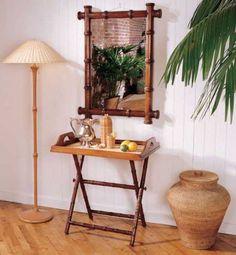 móveis-de-bambu
