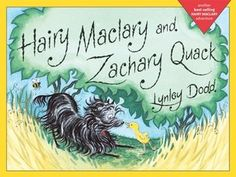 I chose this because it is a story about a friendship that develops between a dog and a duckling, also because of the many rhyming words making it more fun for the readers. (2017) Goodreads Inc. Retrieved from: http://www.goodreads.com/book/show/835452.Hairy_Maclary_and_Zachary_Quack