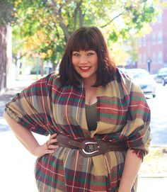 Plus Size Fashion and Style Inspiration How To Wear A Blanket Scarf, Scarf Dress, Fall Outfits, Cute Outfits, Plus Size Fall Outfit, Forever 21, Plus Size Fashion Blog, Girl Fashion, Fashion Tips
