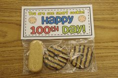 Well the 100th day of school has come and gone, and I am finally able to write my post. This year's 100th day of school was a major success....