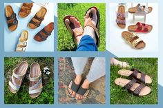 Experiencing the best summer ever! Wide selection of Biotime sandals, slippers and shoes for men and women, created with finest quality materials to provide support to your feet and great fitting experience. #biotime #comfortshoes #orthoticshoes Men's Footwear, Birkenstock Mayari, Comfortable Shoes, Women's Shoes, Casual Shoes, Running Shoes, Slippers, Stylish, Boots