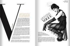 La revolución del estilo en una palabra: Vogue