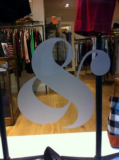 Ampersand by &&& Creative, via Flickr
