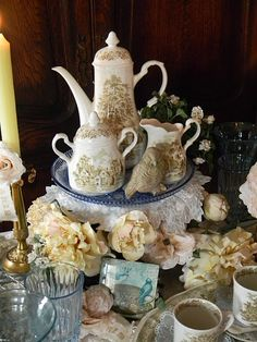 Nancy's Daily Dish: The Tea Tax of 1784 and it's Relation to Transferware