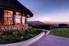National Geographic Unique Lodges of the World - Grootbos Private Nature Reserve - Photos