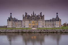 Château de Chambord by sunj99 #architecture #building #architexture #city #buildings #skyscraper #urban #design #minimal #cities #town #street #art #arts #architecturelovers #abstract #photooftheday #amazing #picoftheday