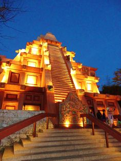 San Angel Inn @ The Mexico Pavilion! Beautiful restaurant and marketplace with lots of beautiful authentic merchandise. =)