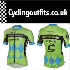 Garmin Cannondale Aero cycling jersey  ride like a pro! Cycling Outfits f9d4100a4