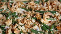 Dairy Free Green Bean Casserole Recipe - Jennifer Egan - This Pin Lactose Free Diet, Lactose Free Recipes, Meat Recipes, Greenbean Casserole Recipe, Casserole Recipes, Gluten Free Thanksgiving, Green Bean Casserole, Vegetable Side Dishes, Food Allergies
